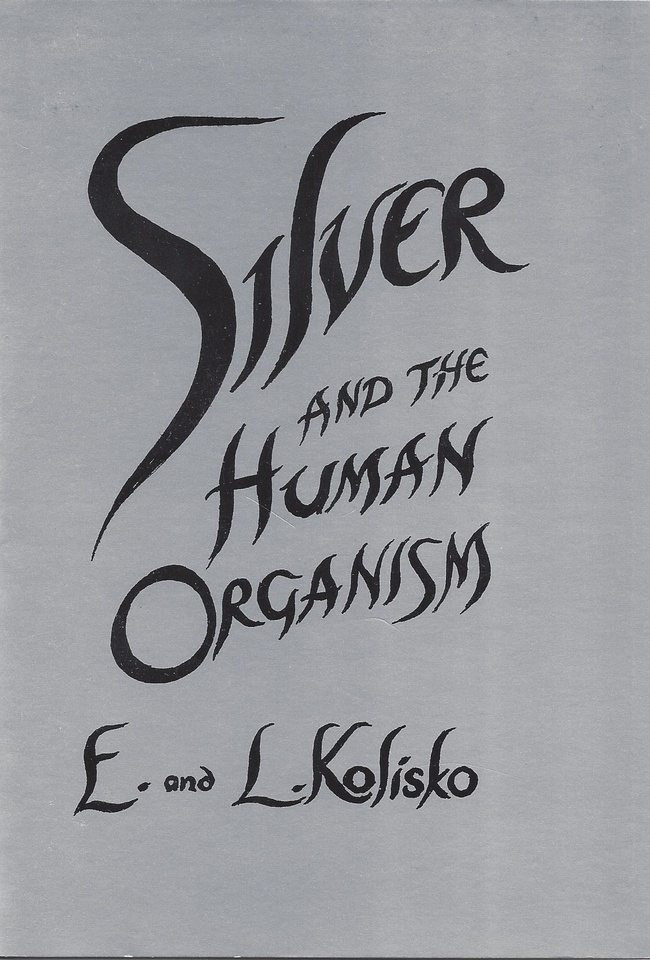 Silver and the Human Organism