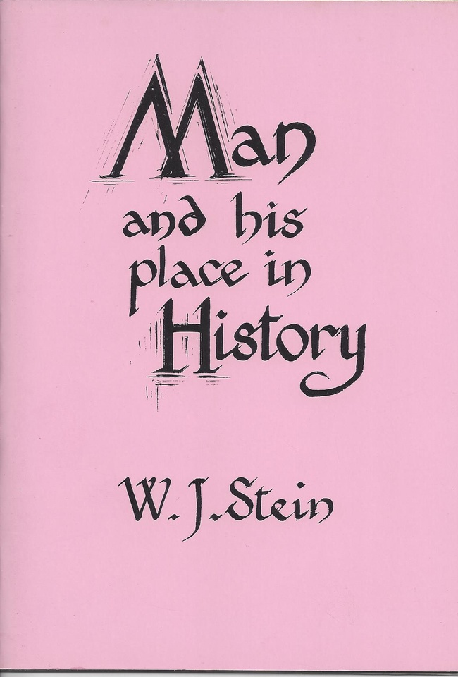Man and his place in History